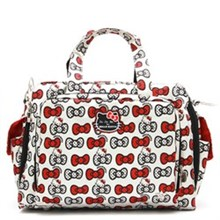 Hello Kitty Collection jujube hello kitty ats be prepared diaper bag